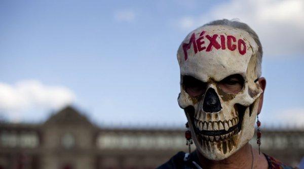 Ρεκόρ δολοφονιών τον φετινό Ιούνιο στο Μεξικό