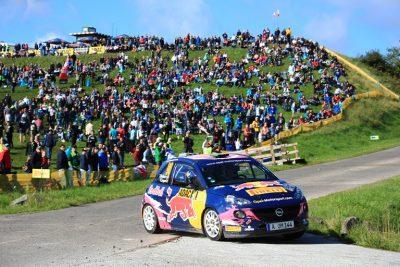Δυνατή και πάλι η παρουσία της Opel στο Γερμανικό αγώνα του WRC