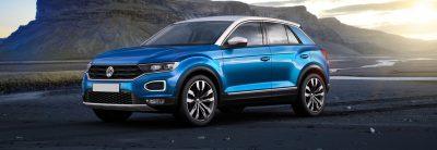 «Ready Τo Roc» – Παγκόσμια πρεμιέρα για το νέο Volkswagen T-Roc
