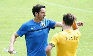 Ο Χιμένεθ θέλει γκολ στο Βέλγιο