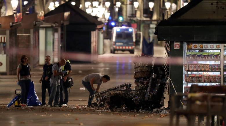 Βαρκελώνη: Σε κρίσιμη κατάσταση η Ελληνίδα που χτυπήθηκε