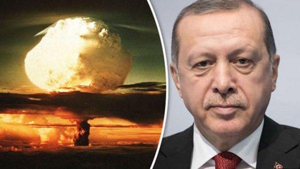 Το μυστικό σχέδιο του Ερντογάν για ατομική βόμβα – Τι αποκάλυψε Τούρκος δημοσιογράφος