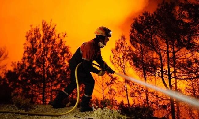 Σύμβουλος περιφέρειας Αττικής: Οι φωτιές είναι φυσικό φαινόμενο