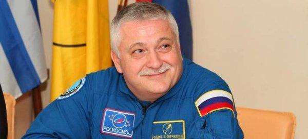 Αναχωρεί για…  6ωρο περίπατο στο διάστημα ο Πόντιος από την Ρωσία