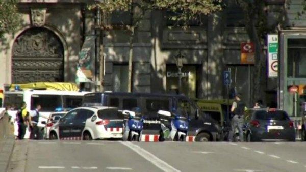 Βαρκελώνη – Τρομοκρατική επίθεση: Τρεις Έλληνες ανάμεσα στους τραυματίες