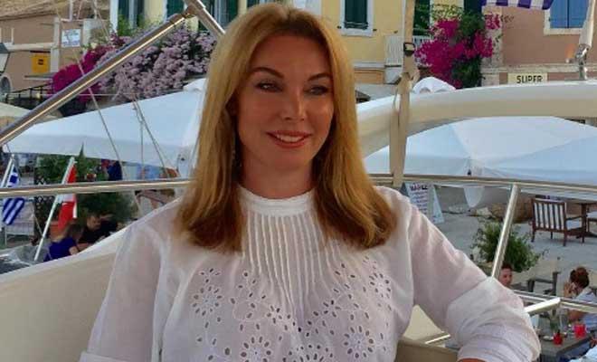 Τατιάνα Στεφανίδου: Η φωτογραφία με τα κοσμήματα που προκάλεσε αντιδράσεις και η απάντησή της