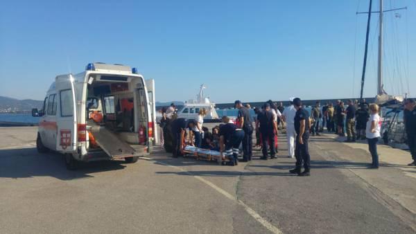 Κύθηρα: Ιστιοφόρο με 50 λαθρομετανάστες εντόπισε η Frontex