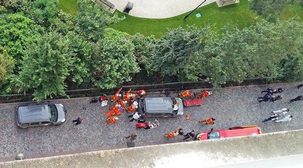 Παρίσι: Όχημα έπεσε πάνω σε στρατιώτες – Αρκετοί τραυματίες