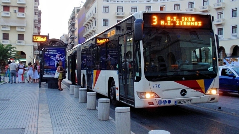 Δωρεάν η μετακίνηση των ανέργων με τα λεωφορεία του ΟΑΣΘ