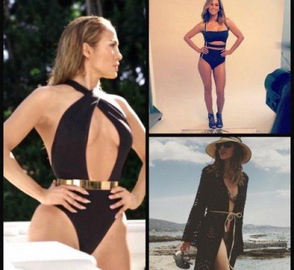 Άψογα σώματα: Δέκα αγαπημένες celebrities που έχουν πατήσει τα 40 φορώντας μαγιό