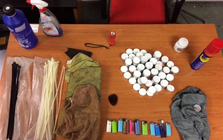 Τι είπε ο 63χρονος που συνελήφθη ως ύποπτος εμπρησμού στην Πάρνηθα