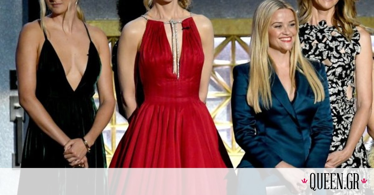 69α Bραβεία Emmy: Tι φόρεσαν οι πιο καλοντυμένες stars της βραδιάς