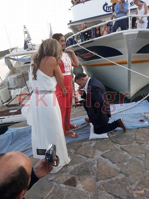 Νύφη στην Κρήτη έμαθε ότι παντρεύεται λίγο πριν τον γάμο