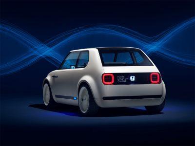 Η αποκάλυψη του Honda Urban EV Concept στην Έκθεση Αυτοκινήτου της Φρανκφούρτης
