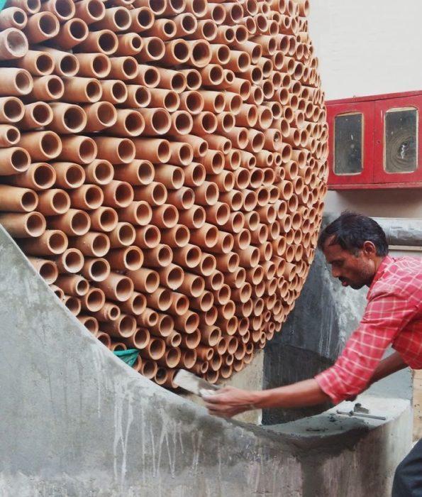 Ινδός σχεδίασε κλιματιστικό που δουλεύει χωρίς ρεύμα και θα σώσει ζωές
