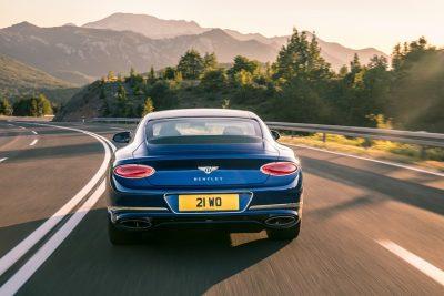 Παγκόσμια πρεμιέρα της 3ης γενιάς Bentley Continental GT, στην Έκθεση της Φρανκφούρτης
