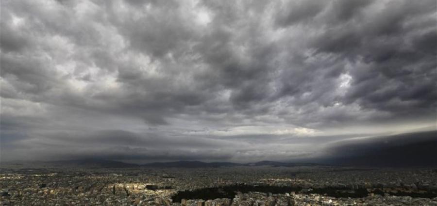 Βροχές και πτώση της θερμοκρασίας το Σαββατοκύριακο