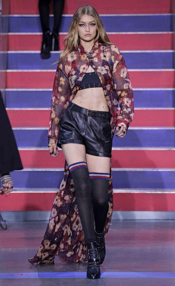 Eσύ είδες το fashion event της Tommy Hilfiger για την collection F/W 2017;