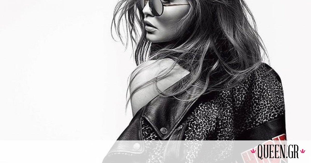 H Gigi Hadid φοράει τα κομμάτια της συλλογής Tommy x Gigi, λίγες ώρες πριν το Tommy Hilfiger Show