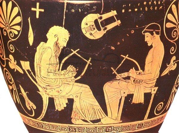 Κυκεώνας, ψάρια, ψωμί, κ.α. Τα καθημερινό διατροφολόγιο των αρχαίων Ελλήνων