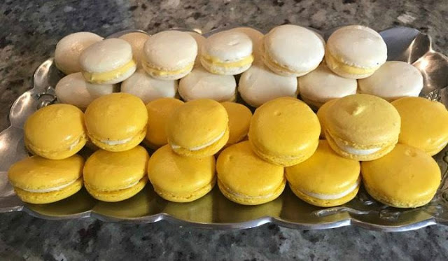 Μακαρόν -Macarons!!!