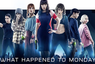 What happened to Monday (Seven Sisters) – Τι συνέβη στη Δευτέρα, Πρεμιέρα: Σεπτέμβριος 2017 (trailer)
