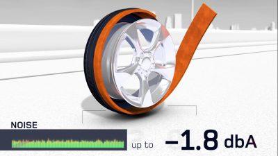 H Dunlop διευρύνει τη χειμερινή σειρά ελαστικών με τεχνολογία Noise Shield