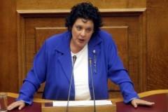 Λιάνα Καννέλη: Δεν έχω ξαναδει πρωθυπουργό να διαφημίζει καλλυντικά
