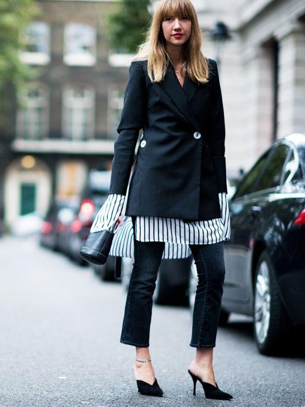 Αυτός είναι ο πιο cool τρόπος να βάλεις φέτος το φθινόπωρο το blazer και πολύ μας αρέσει!