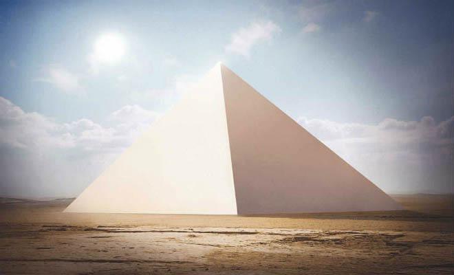 Απίστευτο: Δείτε τι ανακάλυψαν για την πυραμίδα της Γκίζας!! Τι ήταν πριν από χιλιάδες χρόνια… [Βίντεο]