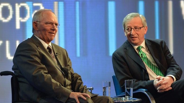 Γιούνκερ: Ο Σόιμπλε ήταν υπέρ των Ελλήνων την κρίσιμη στιγμή