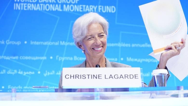 Λαγκάρντ: Δε ζητάμε κανένα νέο μέτρο για την Ελλάδα