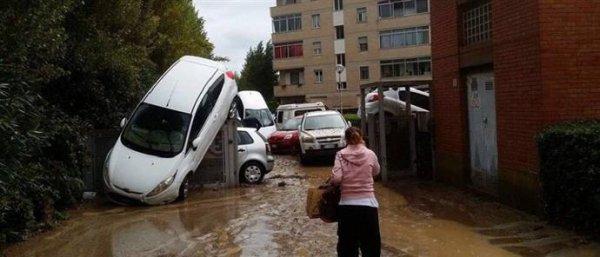 Φονική κακοκαιρία «σαρώνει» την Ευρώπη (ΦΩΤΟ)