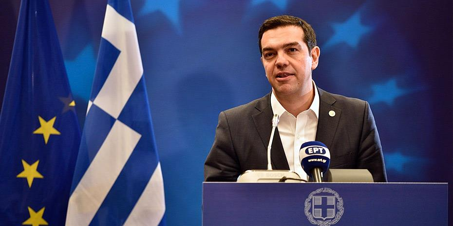 Τσίπρας: Η Ελλάδα «επέστρεψε», είναι ξανά δυνατή και σε τροχιά ανάπτυξης