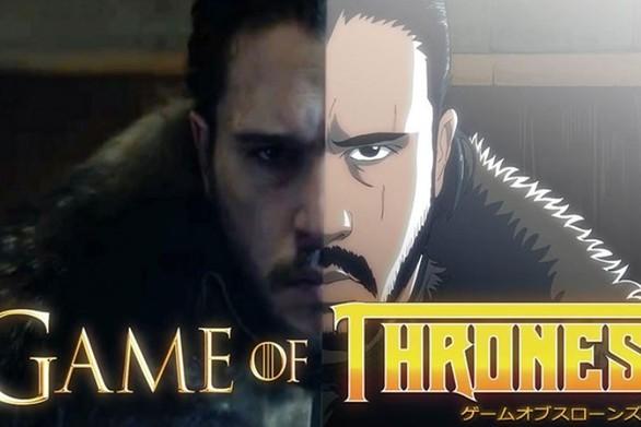 Viral έγινε η manga εκδοχή του Game of Thrones [βίντεο]