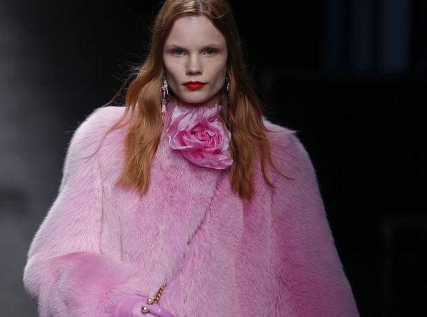 Ο οίκος Gucci θα αποσύρει τις γούνες από τη νέα του συλλογή