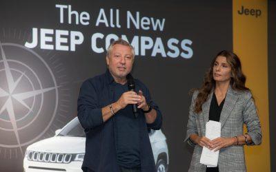Στην Ελλάδα το νέο Jeep Compass με τα 90 συστήματα ενεργητικής και παθητικής ασφάλειας