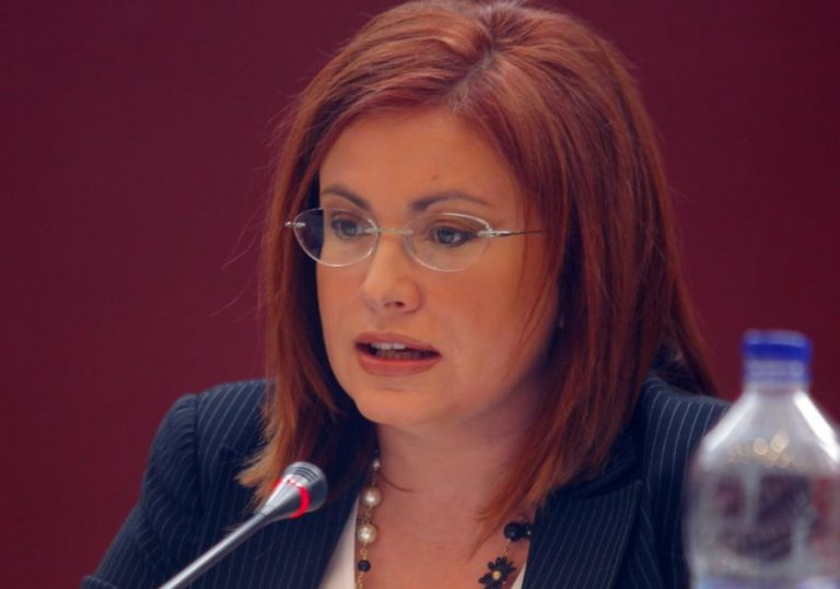 Σπυράκη: Πρωθυπουργός των φόρων ο Τσίπρας