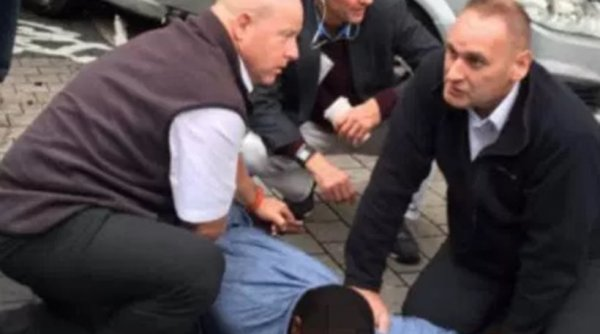 Ελεύθερος ο οδηγός του αυτοκινήτου που χτύπησε πεζούς στο Λονδίνο