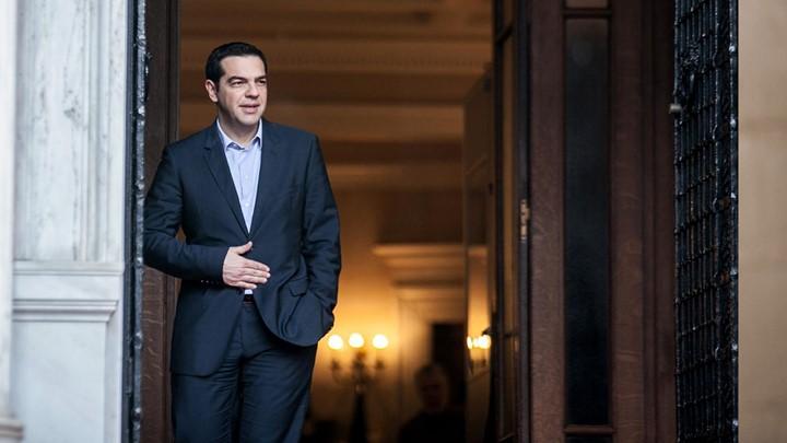 Τσίπρας: Ο πρωθυπουργός εκπροσωπεί την Ελλάδα, όχι το κόμμα του