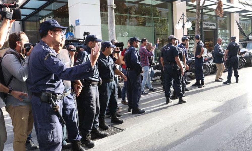 Στον ανακριτή οι 7 συλληφθέντες για την απαγωγή Λεμπιδάκη