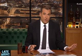 «Late Night»: Οι αποψινοί καλεσμένοι του Γιώργου Λιάγκα (trailer)
