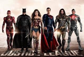 Justice League, Πρεμιέρα: Νοέμβριος 2017 (trailer)