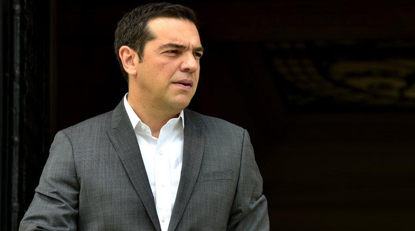 Στη Σύνοδο του Ευρωπαϊκού Σοσιαλιστικού Κόμματος ο Αλέξης Τσίπρας