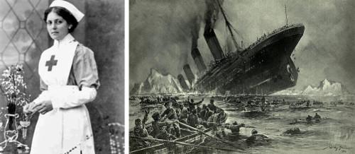 Αυτή είναι η γυναίκα που ευθύνεται για τη βύθιση του τον Τιτανικού και άλλων δύο πλοίων