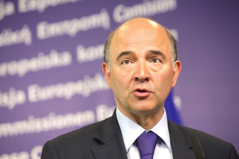 Μοσκοβισί: Η Ελλάδα εκπληρώνει τις δεσμεύσεις της