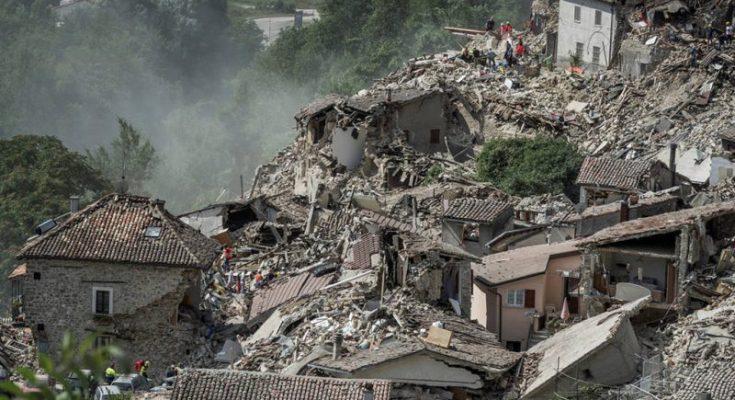 728 σεισμοί στον πλανήτη οφείλονται σε ανθρώπινες δραστηριότητες