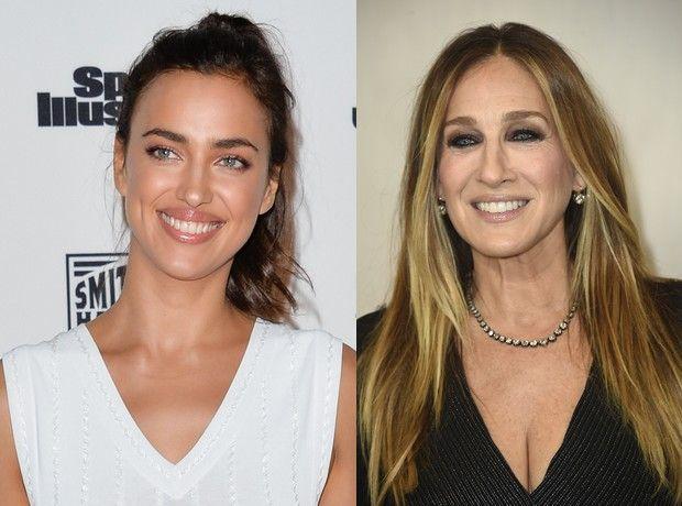 Sarah Jessica Parker και Irina Shayk: Ποια φόρεσε καλύτερα το lingerie trend της σεζόν;