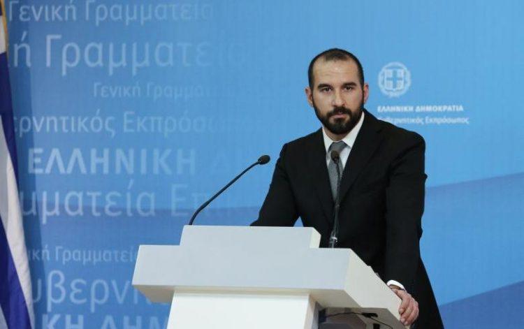 Τζανακόπουλος: Nα μην υπάρξουν τεχνητές καθυστερήσεις από το ΔΝΤ