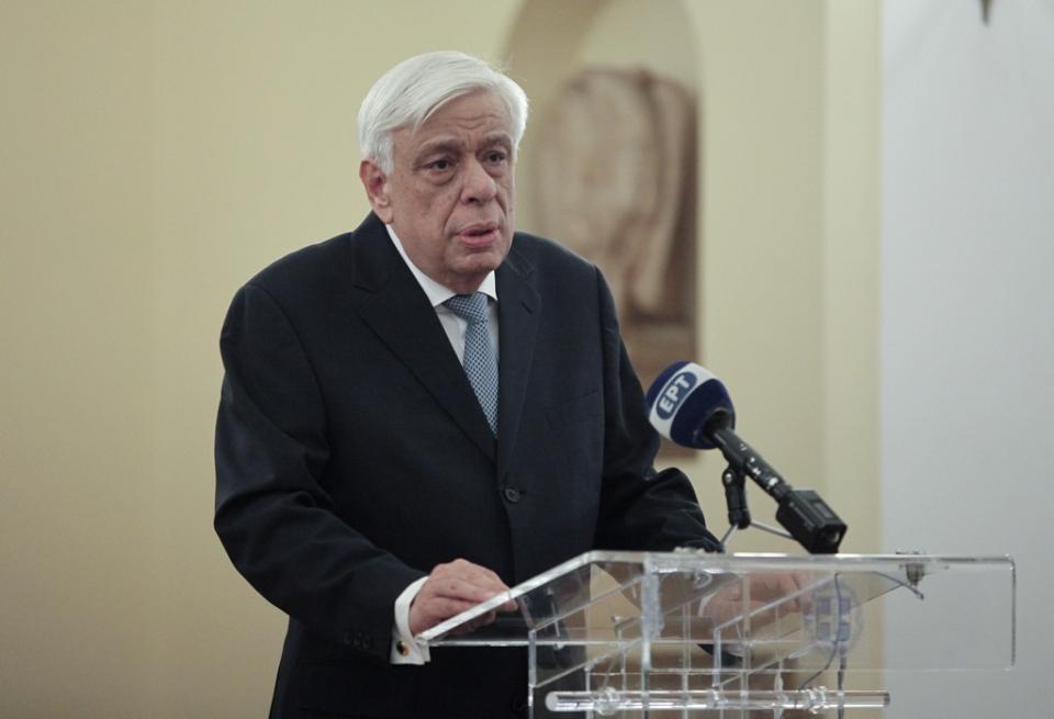 Παυλόπουλος: Δεν υπάρχουν γκρίζες ζώνες στο Αιγαίο